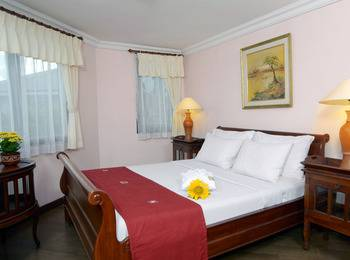 The Jayakarta Cisarua - Bungalow 3 Bedroom Longstay Promo 15%