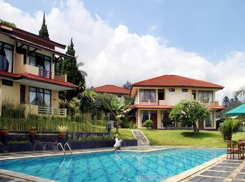 The Jayakarta Cisarua - Bungalow 3 Bedroom Regular Plan
