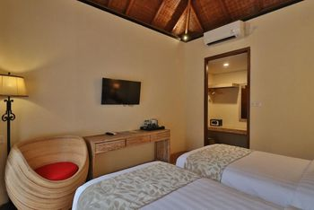 Pradja Slumbung Villas Bali - Deluxe Twin Room Big Deals