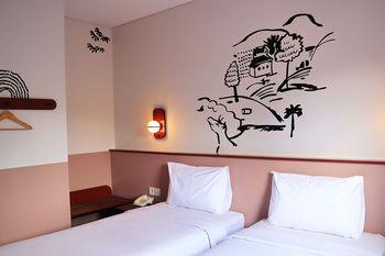 Kotta GO Yogyakarta Yogyakarta - Everyday Room Only Happy GO Lucky