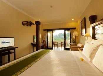 Ayung Resort Ubud - Royal 1 Bedroom Villa with Private Pool Hot Deal