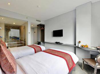 Serela Cihampelas by KAGUM Hotels Bandung - Superior Twin Room Only Long Weekend Special Offer
