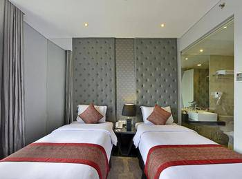 Serela Cihampelas by KAGUM Hotels Bandung - Deluxe Twin Room Only   Long Weekend Special Offer