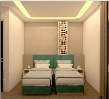 Front One Hotel Gresik Gresik - Superior Queen Room Only Best Deal