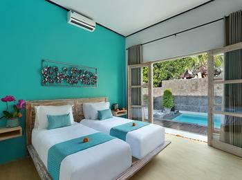 Akasa Villa Tulamben Bali - Deluxe Room Only 52% Off Last Minute