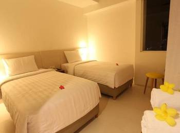 FOVERE Hotel Palangkaraya - Superior Twin Bed Room Only