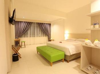 FOVERE Hotel Palangkaraya - Deluxe Double Bed Room Regular Plan