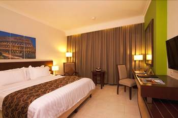 The Victoria Hotel Yogyakarta - Deluxe Room Room Only Promo Jogja Deals