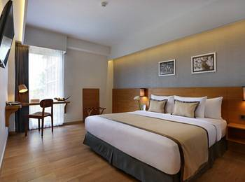 Golden Tulip Denpasar - Superior Double / Twin Room Only Grab Now - Crazy Deal !!