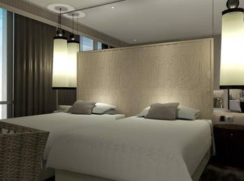 Swiss-Belresidences Kalibata - Deluxe Room With Breakfast Regular Plan