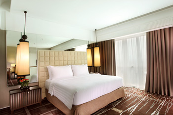 Swiss-Belresidences Kalibata - Executive Suite King Room  Staycation