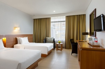 Hotel Santika Bandung - Superior Room Twin Special Offer 2020 Regular Plan