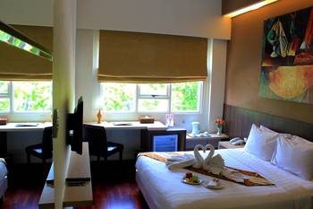 Kyriad Arra Hotel Cepu - Deluxe King Room Only Basic Deal