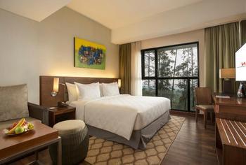 Swiss-Belresort Dago Heritage Bandung - DELUXE QUEEN ROOM Regular Plan