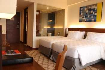 Swiss-Belresort Dago Heritage Bandung - The Hills Twin Regular Plan