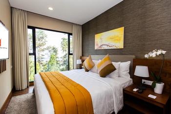 Swiss-Belresort Dago Heritage Bandung - Dago Suite Regular Plan