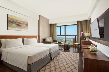 Swiss-Belresort Dago Heritage Bandung - Grand Deluxe Twin Room Only Regular Plan