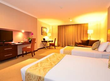 Garden Permata Hotel Bandung - Deluxe Suite Room Only Sunday Monday Promotion