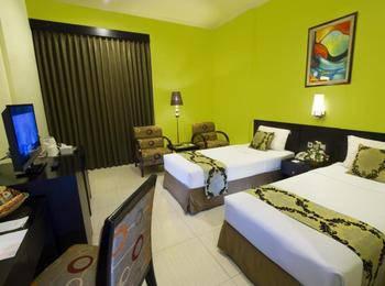 Sari Ater Kamboti Hotel & Convention Bandung - Superior Dengan Sarapan Special Promotion Save 45%