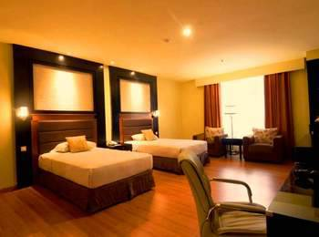 Sari Ater Kamboti Hotel & Convention Bandung - Deluxe Special Promotion Save 45%