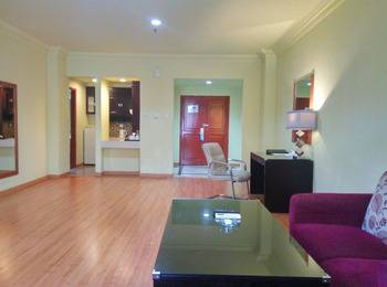 Sari Ater Kamboti Hotel & Convention Bandung - Family Suite 2 Bed Rooms Promo PDKT