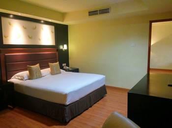 Sari Ater Kamboti Hotel & Convention Bandung - Junior Suite Separated Living Room Special Promotion Save 45%