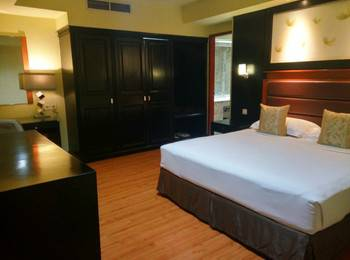 Sari Ater Kamboti Hotel & Convention Bandung - Family Suite 2 Bed Rooms Special Promotion Save 45%