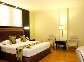 Garden Permata Hotel Bandung - Deluxe Suite No View Without Window Room Only Regular Plan
