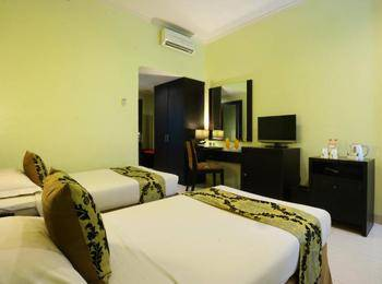 Sari Ater Kamboti Hotel & Convention Bandung - Superior Room Only Special Promotion Save 45%