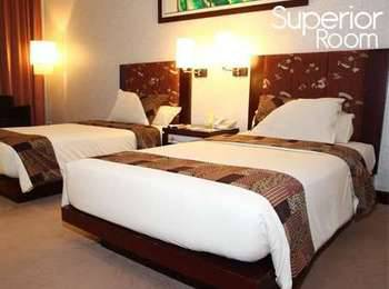 Grand Wahid Hotel Salatiga Salatiga - Superior Twin Room Only SPECIAL PROMO SEPTEMBER CERIA