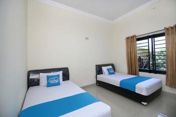 Airy Eco Sunu Komplek Unhas JX 7 Makassar Makassar - Superior Twin Room Only Regular Plan