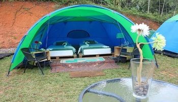 Bravo Adventure Glamping Sukabumi - Deluxe Camping Triple Share Always On