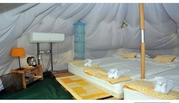 Bravo Adventure Glamping Sukabumi - Glamorous Camping Twin Share Always On
