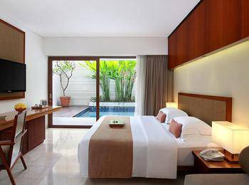 The Magani Hotel and Spa Bali - Premier Room With Private Plunge Pool Minimum Stay