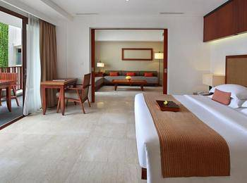 The Magani Hotel and Spa Bali - Magani Suite with Spa Bath Minimum Stay