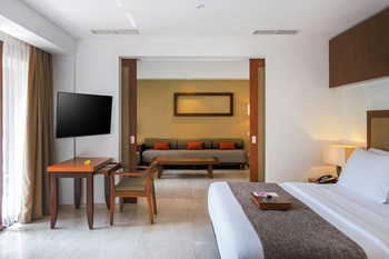 The Magani Hotel and Spa Bali - Magani Suite Pool View with Spa Bath Minimum Stay