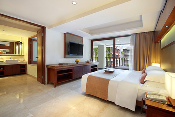 The Magani Hotel and Spa Bali - Deluxe Suite with Spa Bath Hot Deal 5%