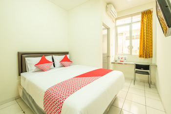OYO 818 Micasa Residence Bandung - Standard Double Room Regular Plan