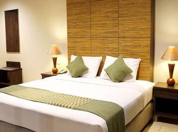 Hotel Alia Matraman Jakarta - Flamboyan Room Regular Plan