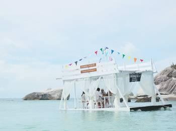 Arumdalu Private Resort Belitung - Villa with Lunch  at Explorer Regular Plan
