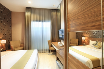 Rasuna Icon Jakarta - Executive Without Breakfast Special Promo 35% Off