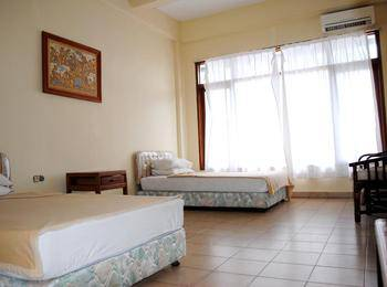 Warna Kedaton Hotel Bali - Standard Room Regular Plan