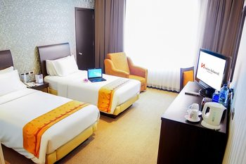 Swiss-Belhotel Kendari - Deluxe Superior Twin Room Regular Plan