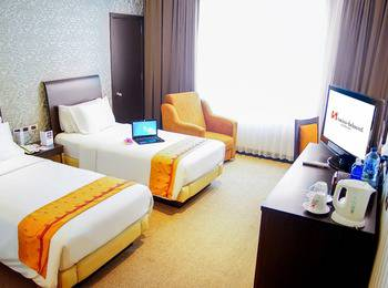 Swiss-Belhotel Kendari - Deluxe Superior Twin Room Only Regular Plan