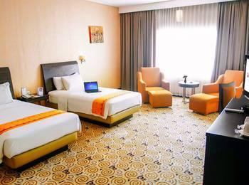 Swiss-Belhotel Kendari - Junior Suite Twin Room Promo Gajian