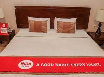 NIDA Rooms Otto Cicendo Trade Center Sumurbandung - Double Room Single Occupancy Special Promo