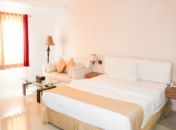 Kyo Serviced Apartment Jakarta by TOPAZ Jakarta - Deluxe Room Only 2 Nights More Deal 32%