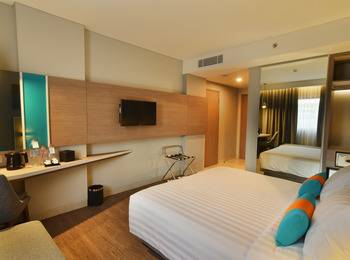 The 1O1 Palembang Rajawali - Superior Double Non Refundable Best Deal 3 Nights