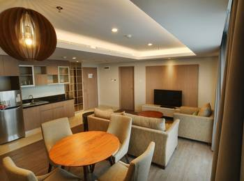 The 1O1 Palembang Rajawali - Penthouse Non Refundable Regular Plan