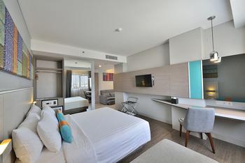 The 1O1 Palembang Rajawali - Family Room Non Refundable Regular Plan